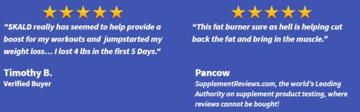 Beldt Skald supplement reviews