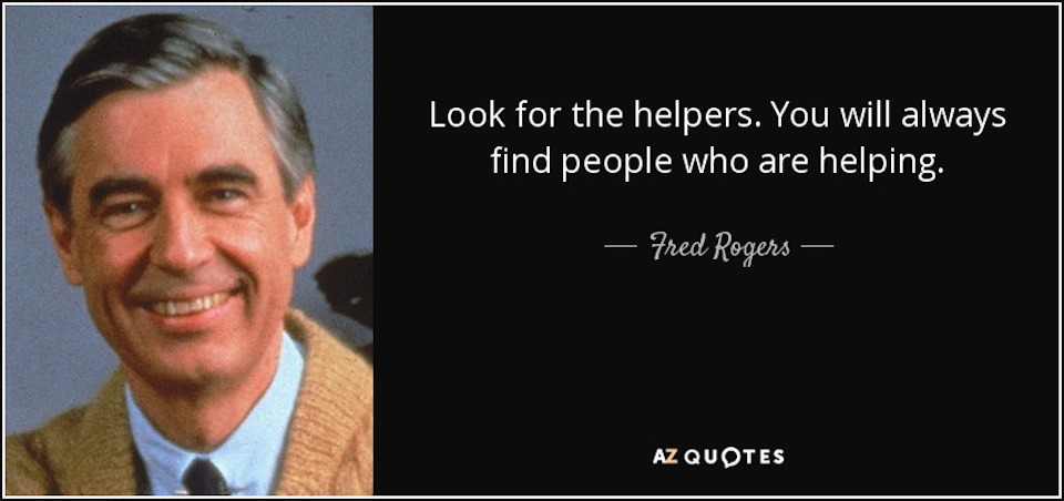 Finding The Helpers Worthy Now Prison Ministry Network