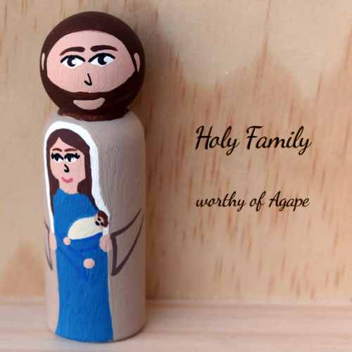 Holy Family front