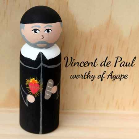 Vincent de Paul main