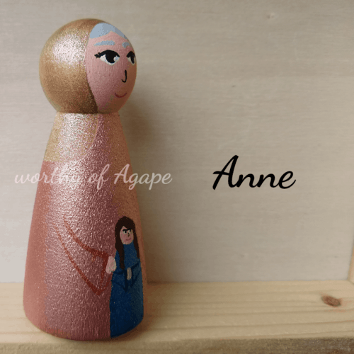 Anne new side