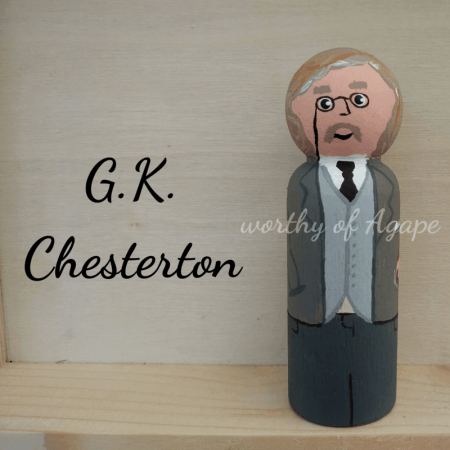 GK Chesterton main