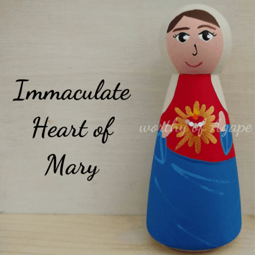 IHM red blue main Immaculate Heart of Mary