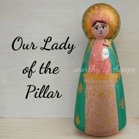 Our Lady of the Pillar single peg main