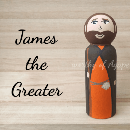James the Greater main
