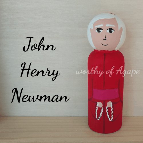 John Henry Newman new front
