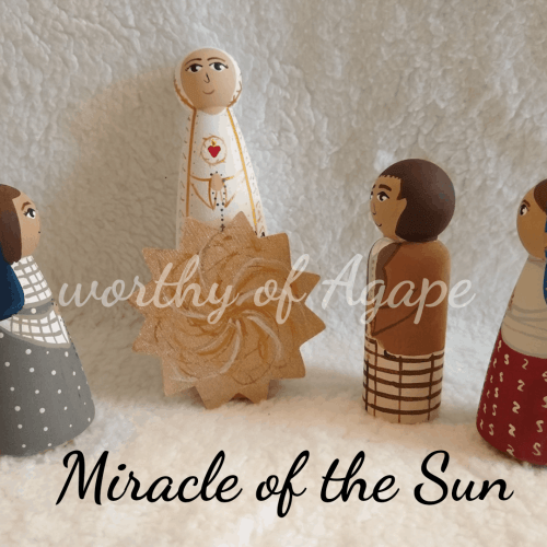 Miracle of the Sun set