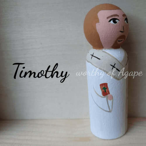 Timothy side