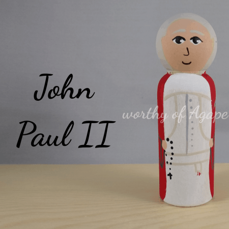 John Paul II main new