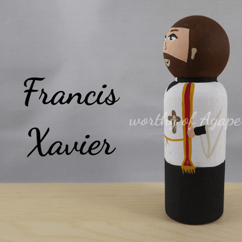 Francis Xavier new 2 side 2