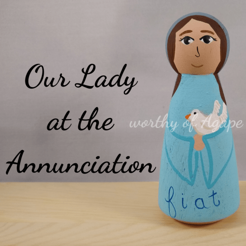 Our Lady Annunciation main
