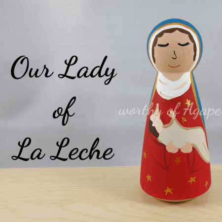 Our Lady of La Leche newest main