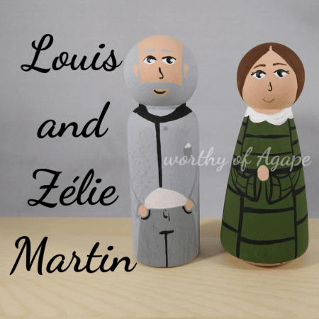 Louis and Zélie Martin main new