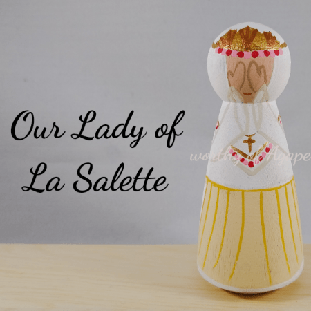 Our Lady of La Salette main