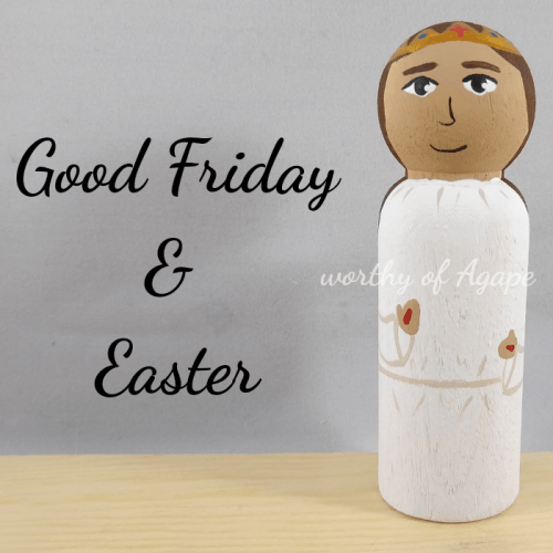 Good Friday and Easter Easter side main