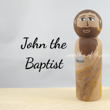 John the Baptist main new