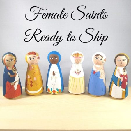 Female Saints - Ready to Ship