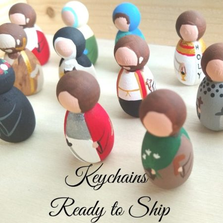 Keychains - Ready to Ship
