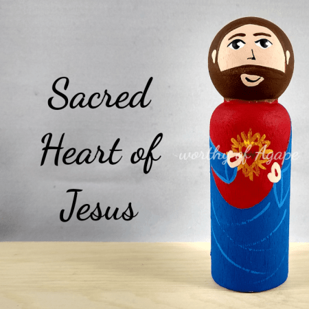Sacred Heart of Jesus main new