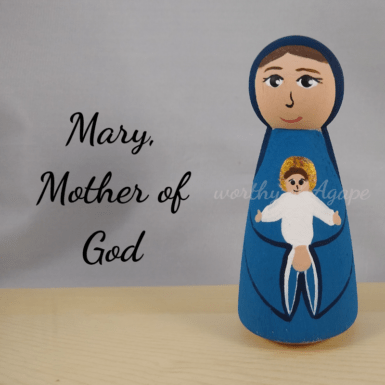 Mary Mother of God new main