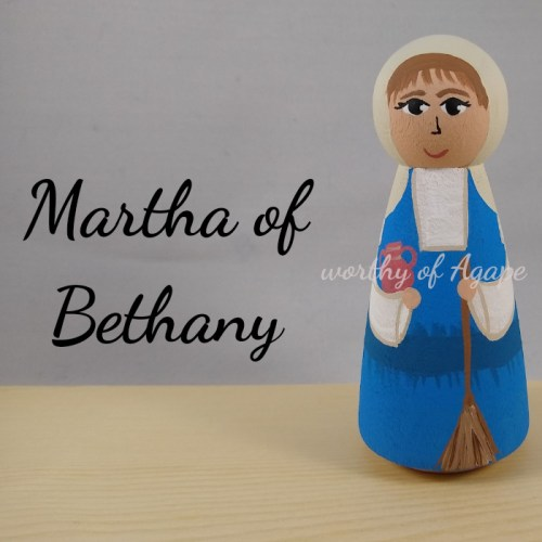 Martha of Bethany new main