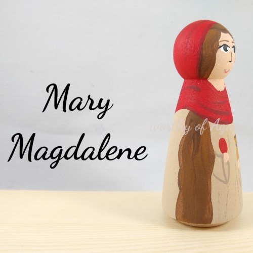 Mary Magdalene side 2 new