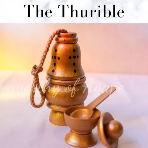 The Thurible sized better