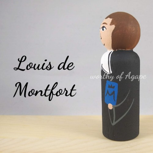 Louis de Montfort main newest