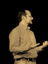Moderator und Textkenner: Florian L. Arnold