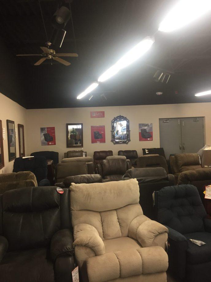Recliner Gallery