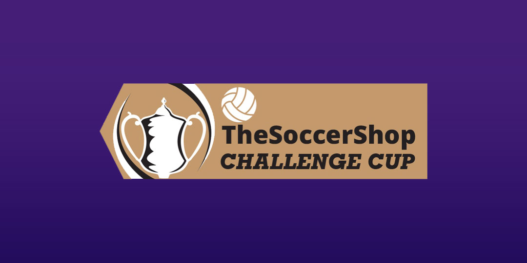 SoccerShop Direct Cup Draw Tomorrow