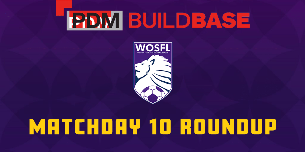 Matchday 10 Full Time Round up