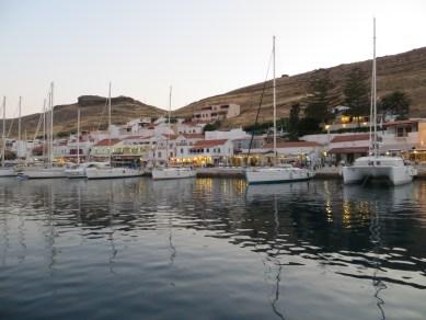 A Port on the Island of Kea