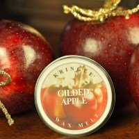 Kringle Candle Gilded Apple