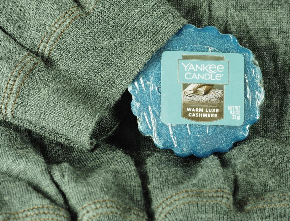 Wosk Yankee Warm Luxe Cashmere
