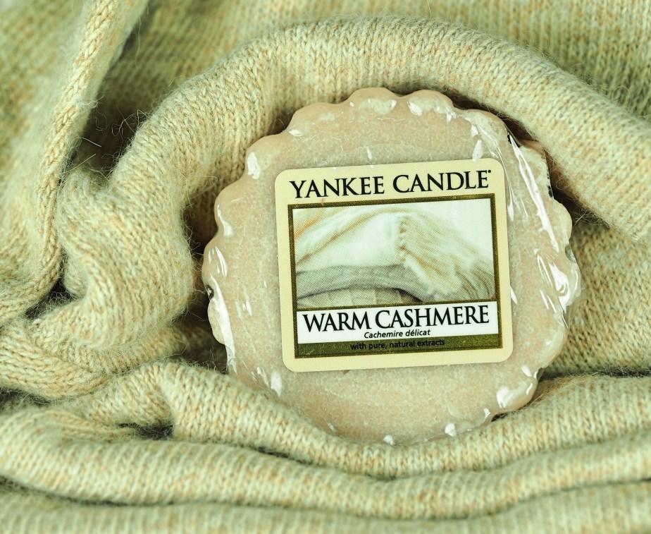 Wosk Yankee Warm Cashmere