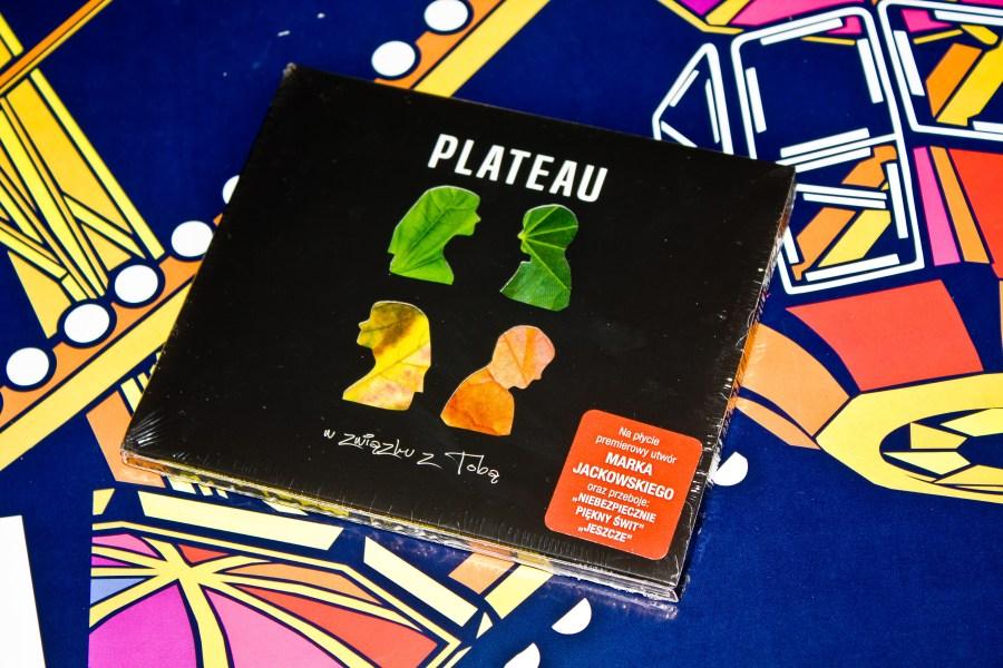 Płyta zespołu PLATEAU