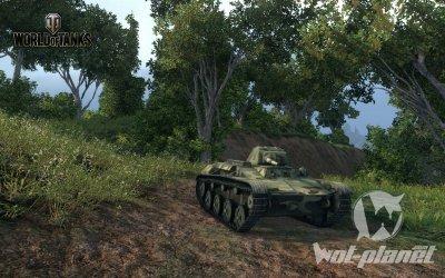 Новости про патч World of tanks 0.8.5 - T60 и Leopard 1