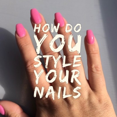 Various Ways To Style Your Nails