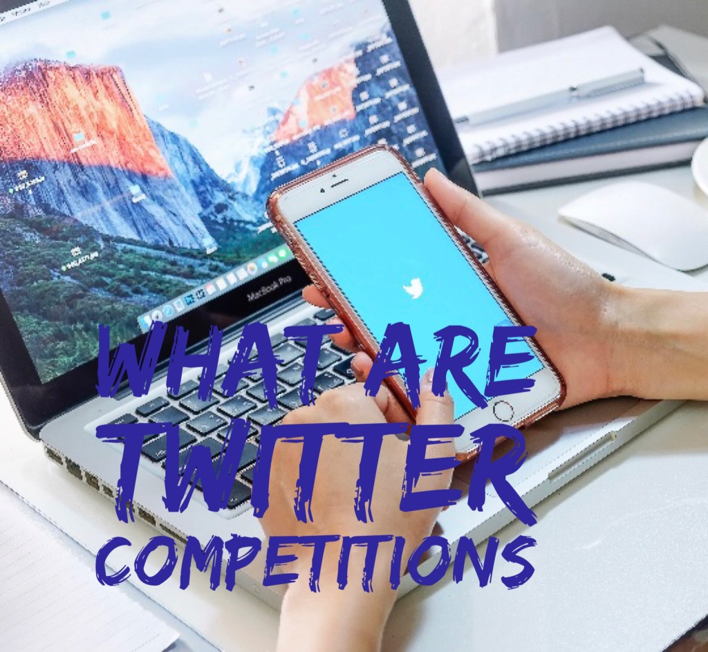 What are Twitter Competitions?