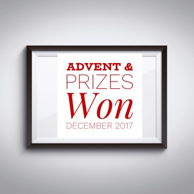 See What I Won in December 2017