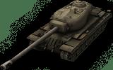 Тяжелый американский танк T34