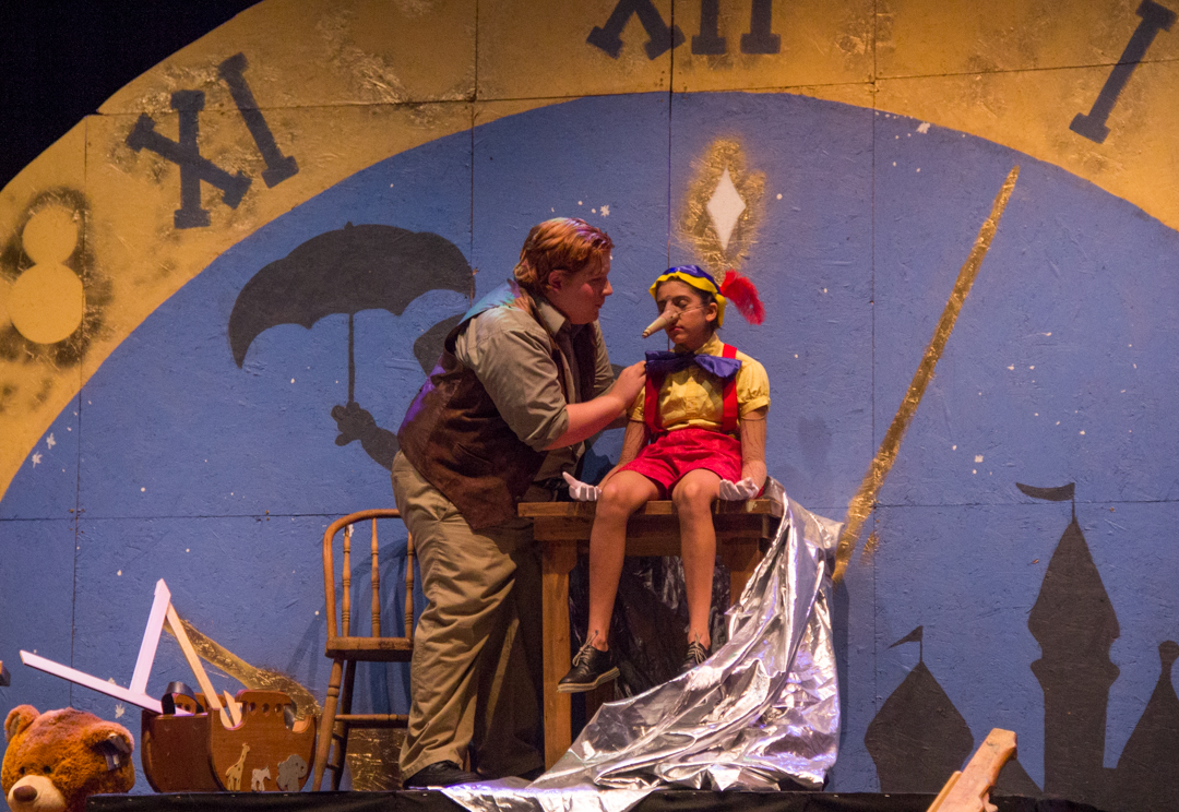 ABC Players Promise Family Fun With Pinocchio No Strings Attached WOUB Public Media