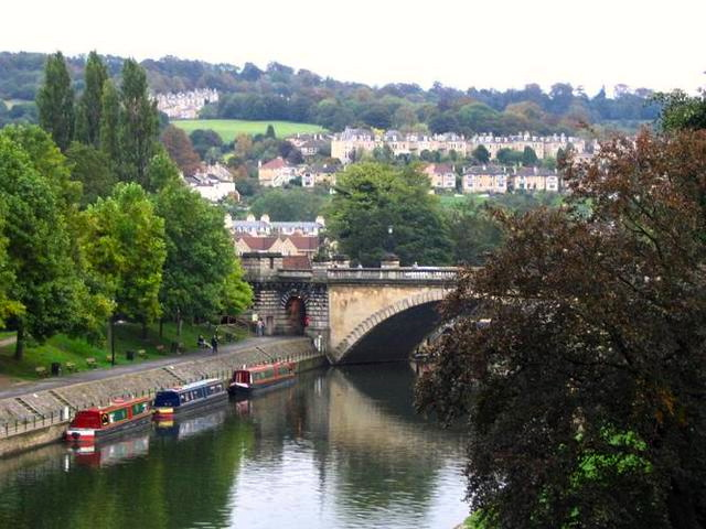 Bath-Avon-River