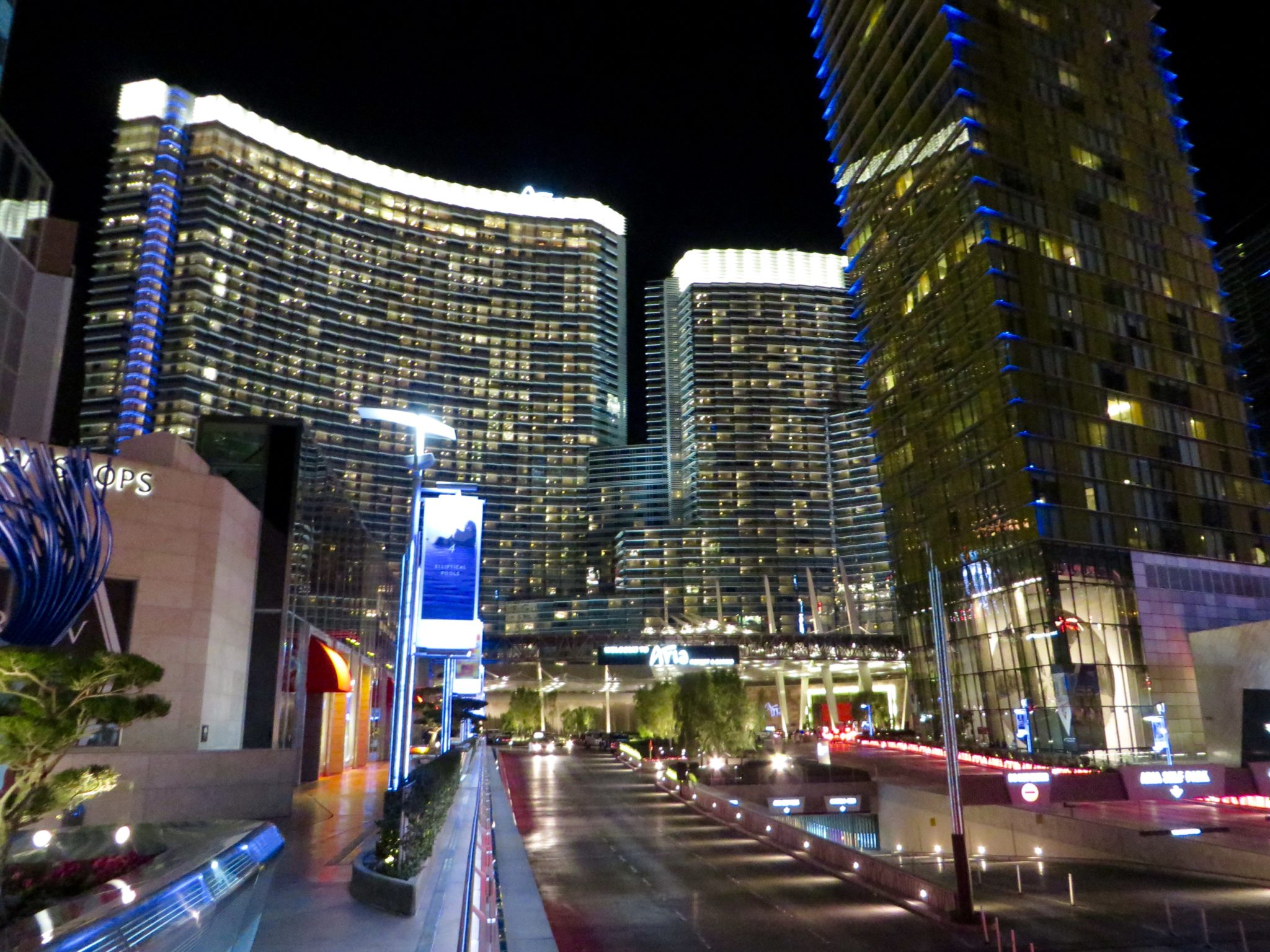 The Aria Vegas