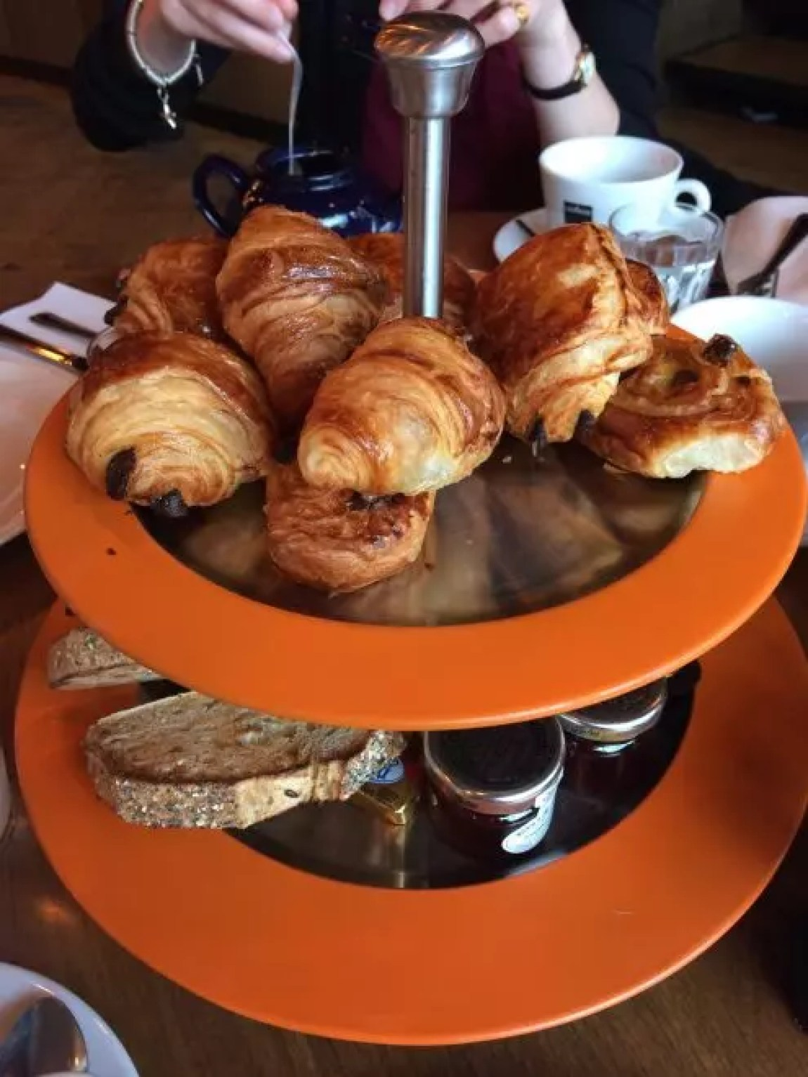 unlimited pastries