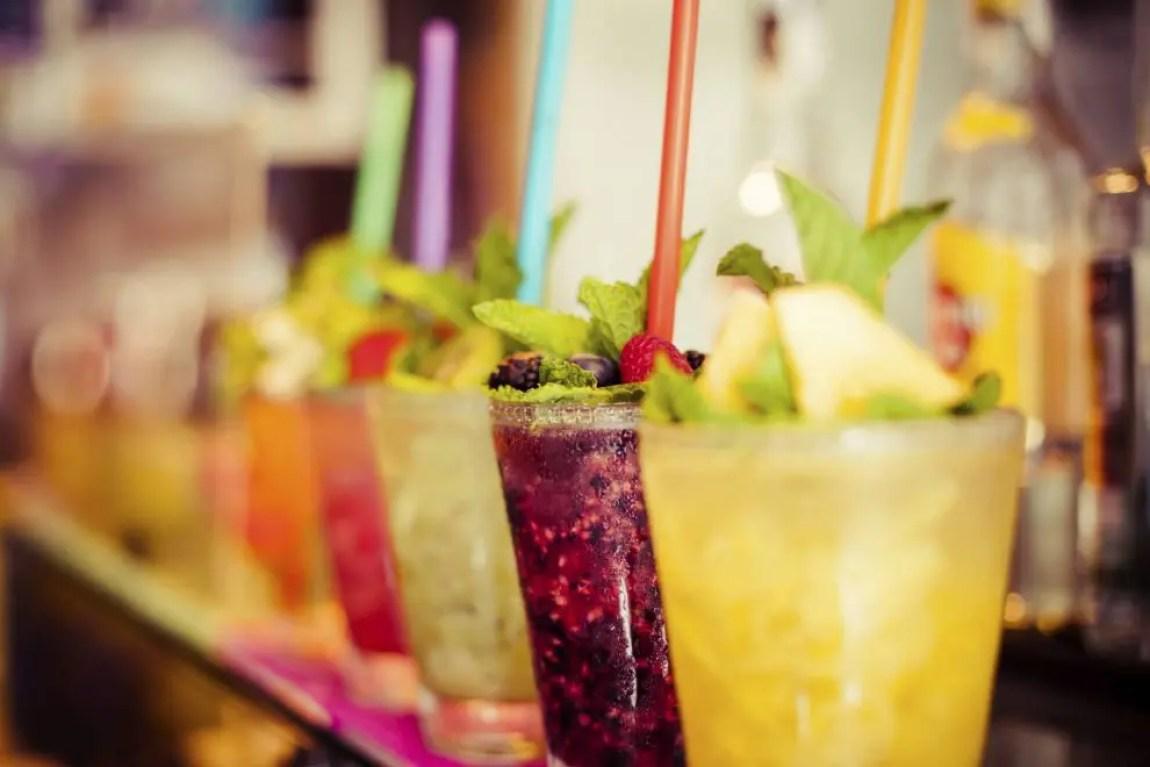 Around the World... in Cocktails!