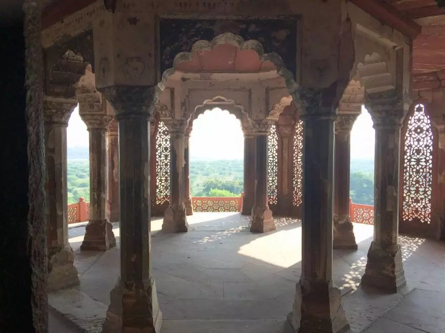 Agra Fort - India's Golden Triangle