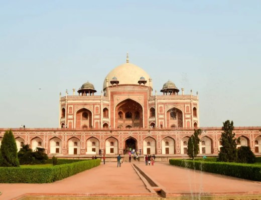 Travel video all about India