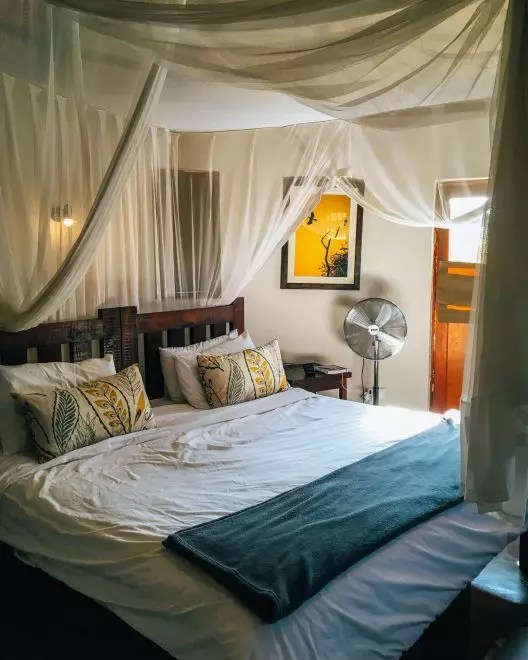 Africa on Foot: Accommodation